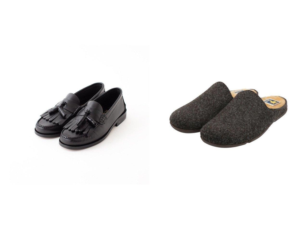 【KOYUK/コユック】のプレスフェルトサボ&【Rouge vif la cle/ルージュヴィフラクレ】の【ARTESANOS】フリンジローファー シューズ・靴のおすすめ!人気、トレンド・レディースファッションの通販  おすすめで人気の流行・トレンド、ファッションの通販商品 メンズファッション・キッズファッション・インテリア・家具・レディースファッション・服の通販 founy(ファニー) https://founy.com/ ファッション Fashion レディースファッション WOMEN シューズ マニッシュ スリッパ フェルト ライニング 人気 再入荷 Restock/Back in Stock/Re Arrival |ID:crp329100000019278
