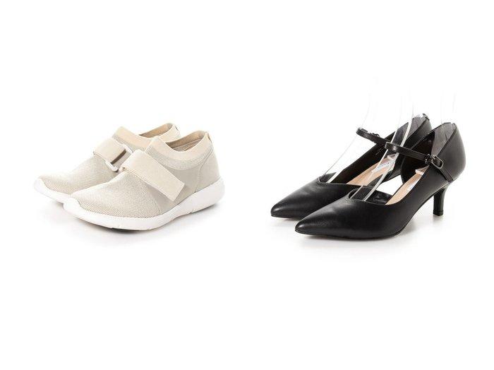 【enchanted/エンチャンテッド】の【CHICSLICK by.enchanted シックスリックバイエンチャンテッド】本革セパレートストラップパンプス&《2021SS NEW ITEM》 軽量メタリックベルクロスニーカー シューズ・靴のおすすめ!人気、トレンド・レディースファッションの通販  おすすめファッション通販アイテム インテリア・キッズ・メンズ・レディースファッション・服の通販 founy(ファニー) https://founy.com/ ファッション Fashion レディースファッション WOMEN 2021年 2021 2021 春夏 S/S SS Spring/Summer 2021 S/S 春夏 SS Spring/Summer スニーカー フィット 春 Spring 軽量 シンプル ストラップパンプス  ID:crp329100000019291