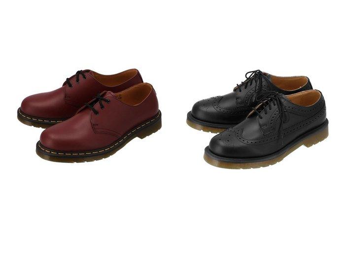 【Dr.Martens/ドクターマーチン】のDr.Martens ドクターマーチン 1461 SMOOTH&Dr.Martens ドクターマーチン 3989 SMOOTH シューズ・靴のおすすめ!人気、トレンド・レディースファッションの通販  おすすめファッション通販アイテム インテリア・キッズ・メンズ・レディースファッション・服の通販 founy(ファニー) https://founy.com/ ファッション Fashion レディースファッション WOMEN カメラ シューズ シンプル チェリー 定番 Standard 人気 フォルム ベーシック メンズ |ID:crp329100000019305
