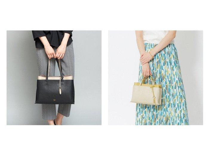 【LOWELL Things/ロウェル シングス】のA4スクエアセパレートトート&【新色登場】スクエアセパレートミニトート LOWELL Thingsのおすすめ!人気、トレンド・レディースファッションの通販  おすすめファッション通販アイテム レディースファッション・服の通販 founy(ファニー) ファッション Fashion レディースファッション WOMEN バッグ Bag クール コンパクト シンプル スカーフ スクエア スマホ セパレート 人気 フェミニン ポケット イエロー 春 Spring 財布 定番 Standard ラベンダー |ID:crp329100000019357