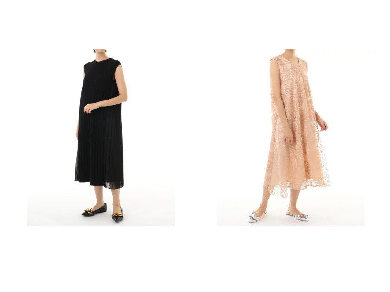 【GRACE CONTINENTAL/グレース コンチネンタル】のローズembコンビドレス&バックプリーツニットワンピース GRACE CONTINENTALのおすすめ!人気、トレンド・レディースファッションの通販  おすすめで人気の流行・トレンド、ファッションの通販商品 メンズファッション・キッズファッション・インテリア・家具・レディースファッション・服の通販 founy(ファニー) https://founy.com/ ファッション Fashion レディースファッション WOMEN ワンピース Dress ニットワンピース Knit Dresses ドレス Party Dresses コンビ ドレス フォーマル ローズ |ID:crp329100000019414