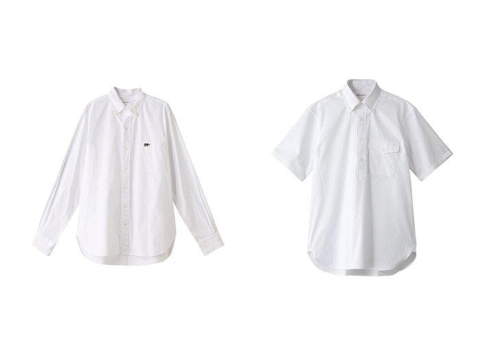【Scye SCYE BASICS / MEN/サイ サイベーシックス】の【MEN】フィンクスコットンオックスフォードボタンダウンカラープルオーバーシャツ&【MEN】フィンクスコットンオックスフォードボタンダウンカラーシャツ 【MEN】Scye SCYE BASICSのおすすめ!人気トレンド・男性、メンズファッションの通販 おすすめファッション通販アイテム レディースファッション・服の通販 founy(ファニー) ファッション Fashion メンズファッション MEN トップス Tops Tshirt Men シャツ Shirts 2021年 2021 2021 春夏 S/S SS Spring/Summer 2021 S/S 春夏 SS Spring/Summer なめらか シンプル スリーブ ポケット ロング 再入荷 Restock/Back in Stock/Re Arrival 春 Spring |ID:crp329100000019444