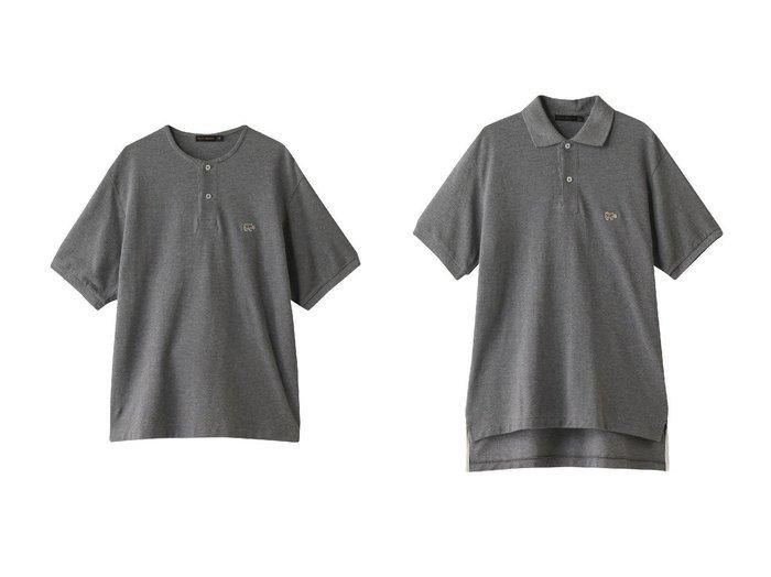 【Scye SCYE BASICS / MEN/サイ サイベーシックス】の【MEN】コットンピケヘンリーネックシャツ&【MEN】コットンピケポロシャツ 【MEN】Scye SCYE BASICSのおすすめ!人気トレンド・男性、メンズファッションの通販 おすすめファッション通販アイテム レディースファッション・服の通販 founy(ファニー) ファッション Fashion メンズファッション MEN 2021年 2021 2021 春夏 S/S SS Spring/Summer 2021 S/S 春夏 SS Spring/Summer コンパクト ショート シンプル スリーブ ベーシック 春 Spring |ID:crp329100000019446