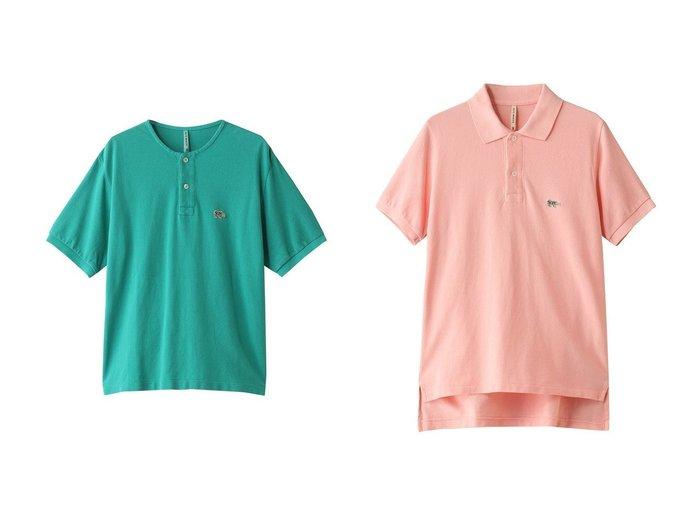 【Scye SCYE BASICS/サイ サイベーシックス】のガーメントダイコットンピケヘンリーネックシャツ&ガーメントダイコットンピケポロシャツ Scye SCYE BASICSのおすすめ!人気、トレンド・レディースファッションの通販 おすすめファッション通販アイテム インテリア・キッズ・メンズ・レディースファッション・服の通販 founy(ファニー) https://founy.com/ ファッション Fashion レディースファッション WOMEN トップス Tops Tshirt シャツ/ブラウス Shirts Blouses ポロシャツ Polo Shirts 2021年 2021 2021 春夏 S/S SS Spring/Summer 2021 S/S 春夏 SS Spring/Summer ショート シンプル スリーブ ベーシック 春 Spring  ID:crp329100000019453