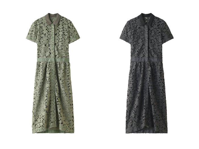 【REKISAMI/レキサミ】のフラワー刺繍レースワンピース REKISAMIのおすすめ!人気、トレンド・レディースファッションの通販 おすすめファッション通販アイテム レディースファッション・服の通販 founy(ファニー) ファッション Fashion レディースファッション WOMEN ワンピース Dress 2021年 2021 2021 春夏 S/S SS Spring/Summer 2021 S/S 春夏 SS Spring/Summer パーティ フラワー レース ロマンティック ロング 春 Spring |ID:crp329100000019515
