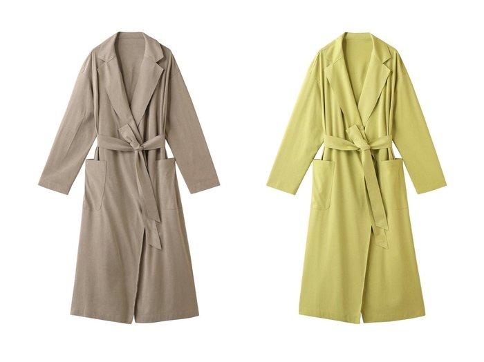 【allureville/アルアバイル】のスエードライクチェスターコート allurevilleのおすすめ!人気、トレンド・レディースファッションの通販 おすすめファッション通販アイテム レディースファッション・服の通販 founy(ファニー) ファッション Fashion レディースファッション WOMEN アウター Coat Outerwear コート Coats チェスターコート Top Coat 2021年 2021 2021 春夏 S/S SS Spring/Summer 2021 S/S 春夏 SS Spring/Summer なめらか スエード チェスターコート パーティ ロング 春 Spring |ID:crp329100000019542