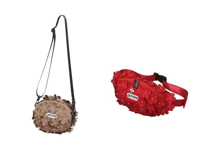 【MUVEIL/ミュベール】のOUTDOOR コラボウエストポーチ&OUTDOOR コラボショルダーバッグ MUVEILのおすすめ!人気、トレンド・レディースファッションの通販 おすすめファッション通販アイテム レディースファッション・服の通販 founy(ファニー) ファッション Fashion レディースファッション WOMEN ポーチ Pouches バッグ Bag 2021年 2021 2021 春夏 S/S SS Spring/Summer 2021 S/S 春夏 SS Spring/Summer ポーチ 春 Spring  ID:crp329100000019555