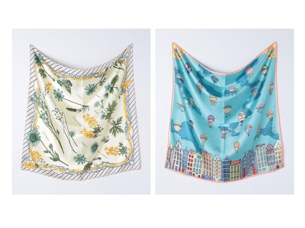 【UNITED ARROWS/ユナイテッドアローズ】のSiLK スカーフ 21SS UNITED ARROWSのおすすめ!人気、トレンド・レディースファッションの通販 おすすめで人気の流行・トレンド、ファッションの通販商品 メンズファッション・キッズファッション・インテリア・家具・レディースファッション・服の通販 founy(ファニー) https://founy.com/ ファッション Fashion レディースファッション WOMEN ストール Scarves マフラー Mufflers 2021年 2021 2021 春夏 S/S SS Spring/Summer 2021 S/S 春夏 SS Spring/Summer スカーフ ストール パターン マフラー ワンポイント 人気 春 Spring  ID:crp329100000019602