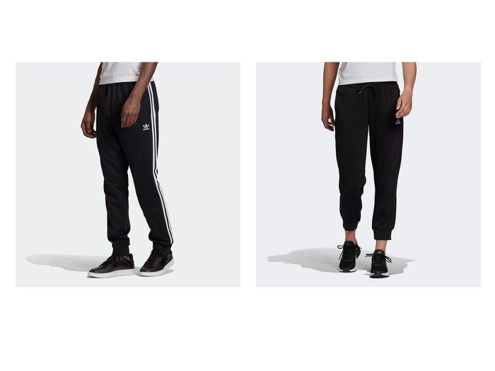 【adidas/アディダス】のアディカラー クラシック Primeblue SST トラックパンツ&エッセンシャルズ 9分丈パンツ8 Pants adidasのおすすめ!人気、トレンド・レディースファッションの通販 おすすめファッション通販アイテム インテリア・キッズ・メンズ・レディースファッション・服の通販 founy(ファニー) https://founy.com/ ファッション Fashion レディースファッション WOMEN パンツ Pants クラシック ジャージー ストライプ スーツ 定番 Standard ドローコード フィット フレンチ ポケット ルーズ レギュラー  ID:crp329100000019625
