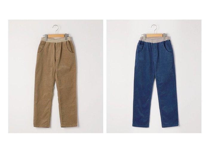 【SHIPS / KIDS/シップス】のSHIPS KIDS ストレッチ コーデュロイ パンツ(145~160cm) 【KIDS】子供服のおすすめ!人気トレンド・キッズファッションの通販 おすすめ人気トレンドファッション通販アイテム 人気、トレンドファッション・服の通販 founy(ファニー)  ファッション Fashion キッズファッション KIDS ボトムス Bottoms Kids A/W 秋冬 AW Autumn/Winter / FW Fall-Winter コイン コーデュロイ ストレッチ バランス ポケット 定番 Standard |ID:crp329100000019689