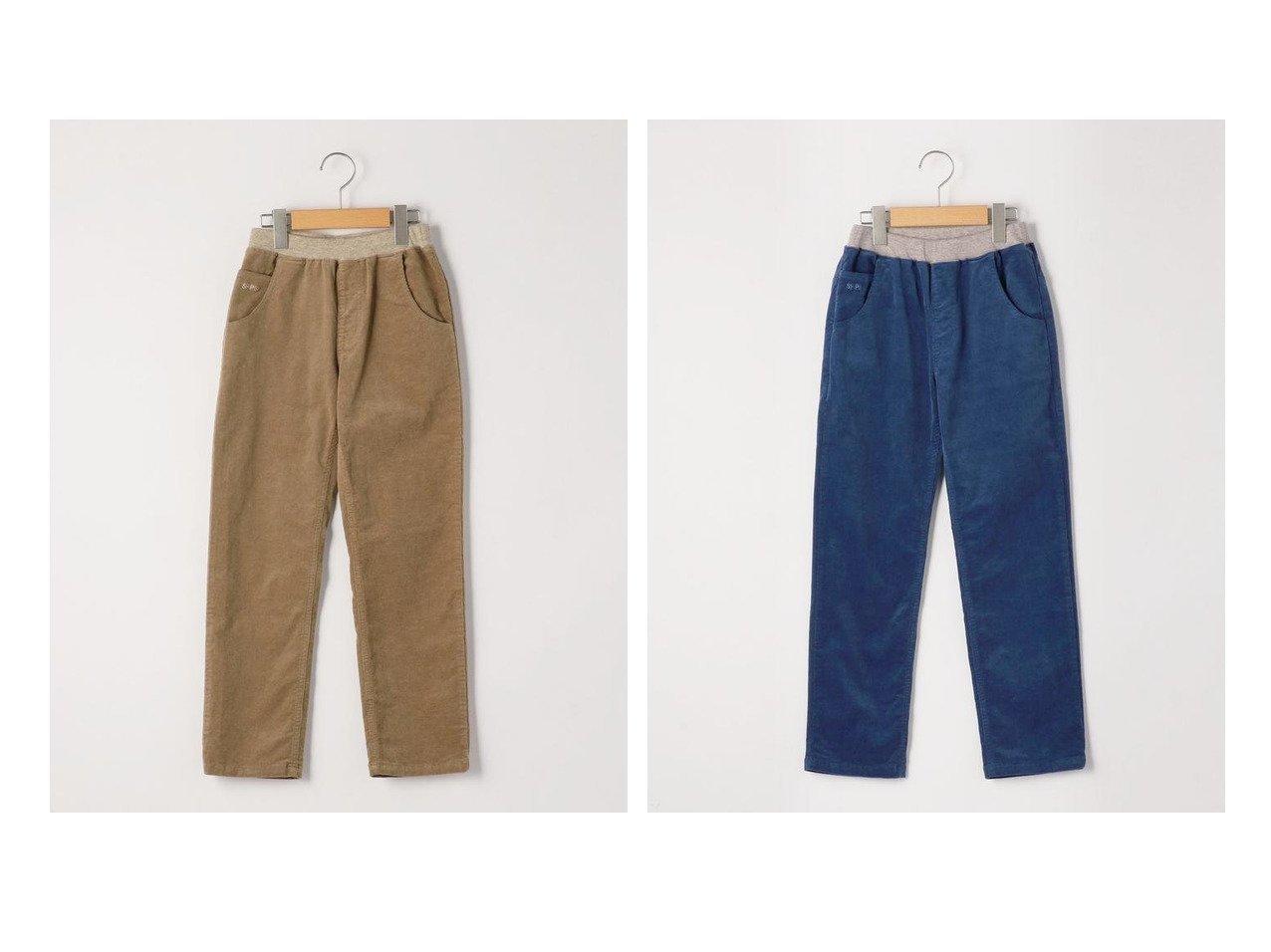 【SHIPS / KIDS/シップス】のSHIPS KIDS ストレッチ コーデュロイ パンツ(145~160cm) 【KIDS】子供服のおすすめ!人気トレンド・キッズファッションの通販 おすすめで人気の流行・トレンド、ファッションの通販商品 メンズファッション・キッズファッション・インテリア・家具・レディースファッション・服の通販 founy(ファニー) https://founy.com/ ファッション Fashion キッズファッション KIDS ボトムス Bottoms Kids A/W 秋冬 AW Autumn/Winter / FW Fall-Winter コイン コーデュロイ ストレッチ バランス ポケット 定番 Standard |ID:crp329100000019689
