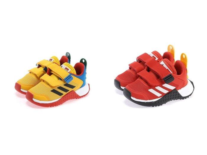 【adidas Sports Performance / KIDS/アディダス スポーツ パフォーマンス】のLEGO スポーツ LEGO Sport アディダス(キッズ/子供用) 【KIDS】子供服のおすすめ!人気トレンド・キッズファッションの通販 おすすめ人気トレンドファッション通販アイテム 人気、トレンドファッション・服の通販 founy(ファニー)  ファッション Fashion キッズファッション KIDS キャラクター シューズ スポーツ フィット ブロック ベビー ライニング ラップ |ID:crp329100000019693