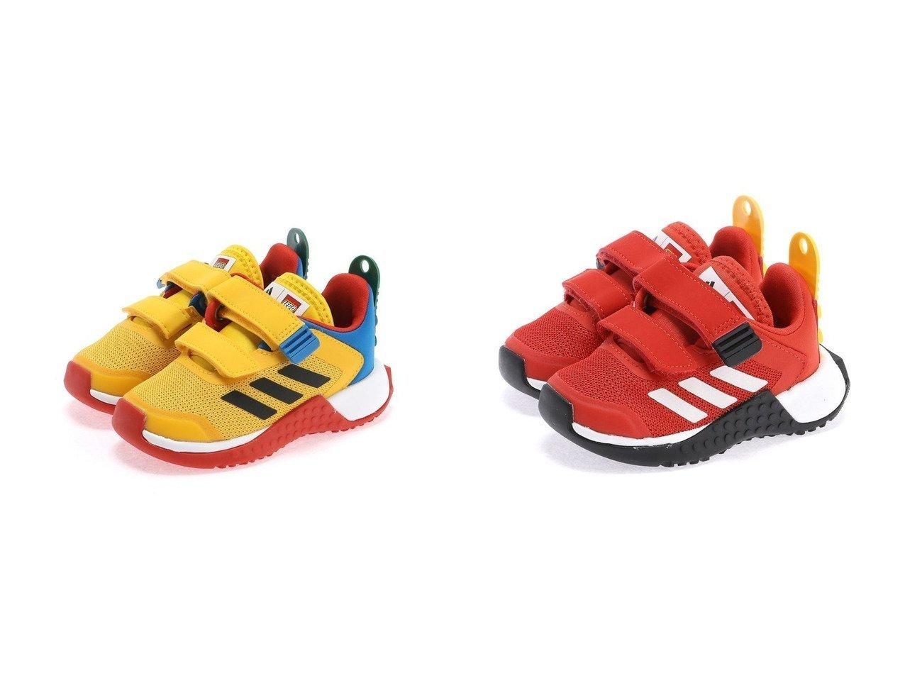 【adidas Sports Performance / KIDS/アディダス スポーツ パフォーマンス】のLEGO スポーツ LEGO Sport アディダス(キッズ/子供用) 【KIDS】子供服のおすすめ!人気トレンド・キッズファッションの通販 おすすめで人気の流行・トレンド、ファッションの通販商品 メンズファッション・キッズファッション・インテリア・家具・レディースファッション・服の通販 founy(ファニー) https://founy.com/ ファッション Fashion キッズファッション KIDS キャラクター シューズ スポーツ フィット ブロック ベビー ライニング ラップ |ID:crp329100000019693