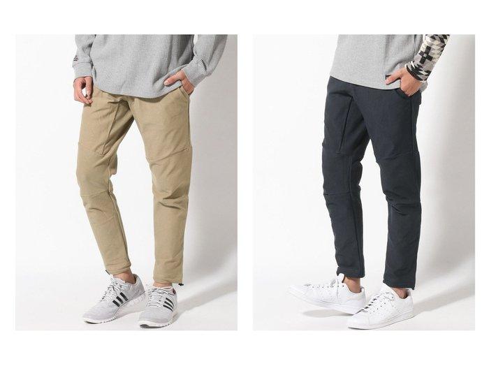 【KRIFF MAYER / MEN/クリフ メイヤー】のスペシャルアクティブスタイルパンツ 【MEN】おすすめ!人気トレンド・男性、メンズファッションの通販 おすすめファッション通販アイテム レディースファッション・服の通販 founy(ファニー) ファッション Fashion メンズファッション MEN ボトムス Bottoms Men アウトドア ジーンズ ストレッチ ワイド |ID:crp329100000019722