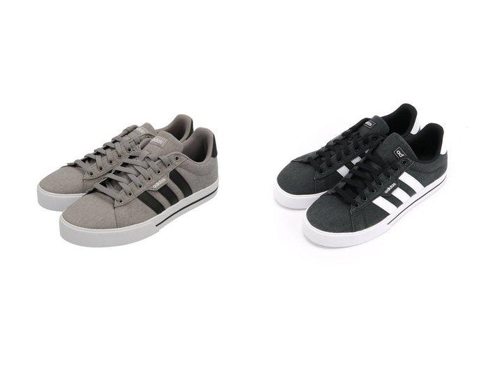 【adidas Sports Performance / MEN/アディダス スポーツ パフォーマンス】のADIDAILY 3.0 M 【MEN】おすすめ!人気トレンド・男性、メンズファッションの通販 おすすめファッション通販アイテム レディースファッション・服の通販 founy(ファニー) ファッション Fashion メンズファッション MEN シューズ・靴 Shoes Men スニーカー Sneakers キャンバス クラシック クール シューズ スニーカー スリッポン モダン レギュラー |ID:crp329100000019723