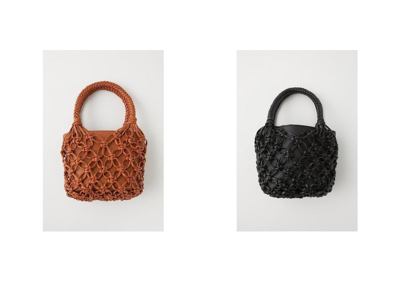 【moussy/マウジー】のMACRAME HAND バッグ CAM moussyのおすすめ!人気、トレンド・レディースファッションの通販 おすすめで人気の流行・トレンド、ファッションの通販商品 メンズファッション・キッズファッション・インテリア・家具・レディースファッション・服の通販 founy(ファニー) https://founy.com/ ファッション Fashion レディースファッション WOMEN 2021年 2021 2021 春夏 S/S SS Spring/Summer 2021 S/S 春夏 SS Spring/Summer フェイクレザー メッシュ 春 Spring |ID:crp329100000019739
