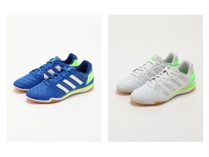 【adidas Sports Performance / MEN/アディダス スポーツ パフォーマンス】のトップサラ 【MEN】おすすめ!人気トレンド・男性、メンズファッションの通販 おすすめファッション通販アイテム レディースファッション・服の通販 founy(ファニー) ファッション Fashion メンズファッション MEN シューズ・靴 Shoes Men スニーカー Sneakers クール シューズ スニーカー スリッポン フラット メッシュ |ID:crp329100000019840