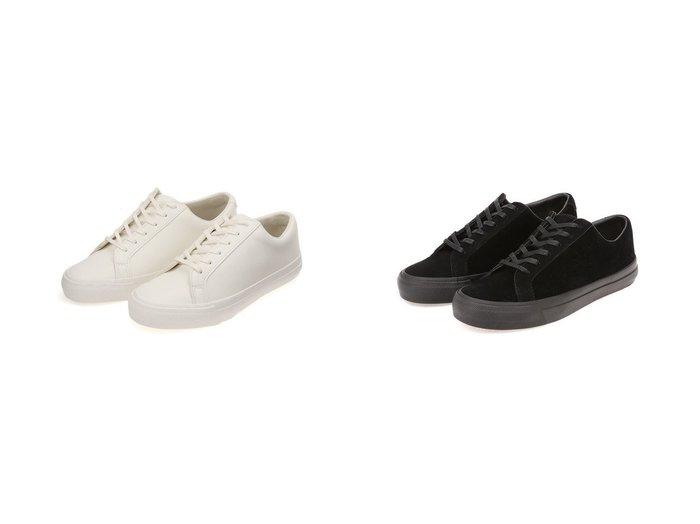 【GLOBAL WORK / MEN/グローバルワーク】のエッセンシャルコートスニーカー 【MEN】おすすめ!人気トレンド・男性、メンズファッションの通販 おすすめファッション通販アイテム レディースファッション・服の通販 founy(ファニー) ファッション Fashion メンズファッション MEN シューズ・靴 Shoes Men スニーカー Sneakers シューズ スニーカー スリッポン フィット |ID:crp329100000019841