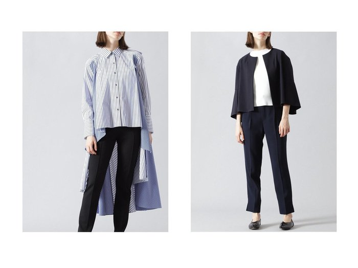 【ADORE/アドーア】のドライポンチパンツ&ドライタッチジョーゼットパンツ ADOREのおすすめ!人気、トレンド・レディースファッションの通販 おすすめファッション通販アイテム レディースファッション・服の通販 founy(ファニー) ファッション Fashion レディースファッション WOMEN パンツ Pants 2021年 2021 2021 春夏 S/S SS Spring/Summer 2021 S/S 春夏 SS Spring/Summer シンプル スリム 春 Spring |ID:crp329100000019844