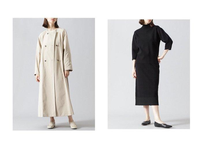 【ADORE/アドーア】のテクニカルストレッチニットスカート&メモリーグログランコート ADOREのおすすめ!人気、トレンド・レディースファッションの通販 おすすめファッション通販アイテム インテリア・キッズ・メンズ・レディースファッション・服の通販 founy(ファニー) https://founy.com/ ファッション Fashion レディースファッション WOMEN アウター Coat Outerwear コート Coats スカート Skirt ロングスカート Long Skirt 2021年 2021 2021 春夏 S/S SS Spring/Summer 2021 S/S 春夏 SS Spring/Summer グログラン シアー タフタ トレンド ドッキング ロング 春 Spring |ID:crp329100000019845