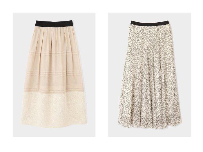 【LE PHIL/ル フィル】のシアーグラフィティスカート&ローシルクスカート LE PHILのおすすめ!人気、トレンド・レディースファッションの通販 おすすめファッション通販アイテム インテリア・キッズ・メンズ・レディースファッション・服の通販 founy(ファニー) https://founy.com/ ファッション Fashion レディースファッション WOMEN スカート Skirt ロングスカート Long Skirt 2021年 2021 2021 春夏 S/S SS Spring/Summer 2021 S/S 春夏 SS Spring/Summer シアー メッシュ ロング 春 Spring |ID:crp329100000019862