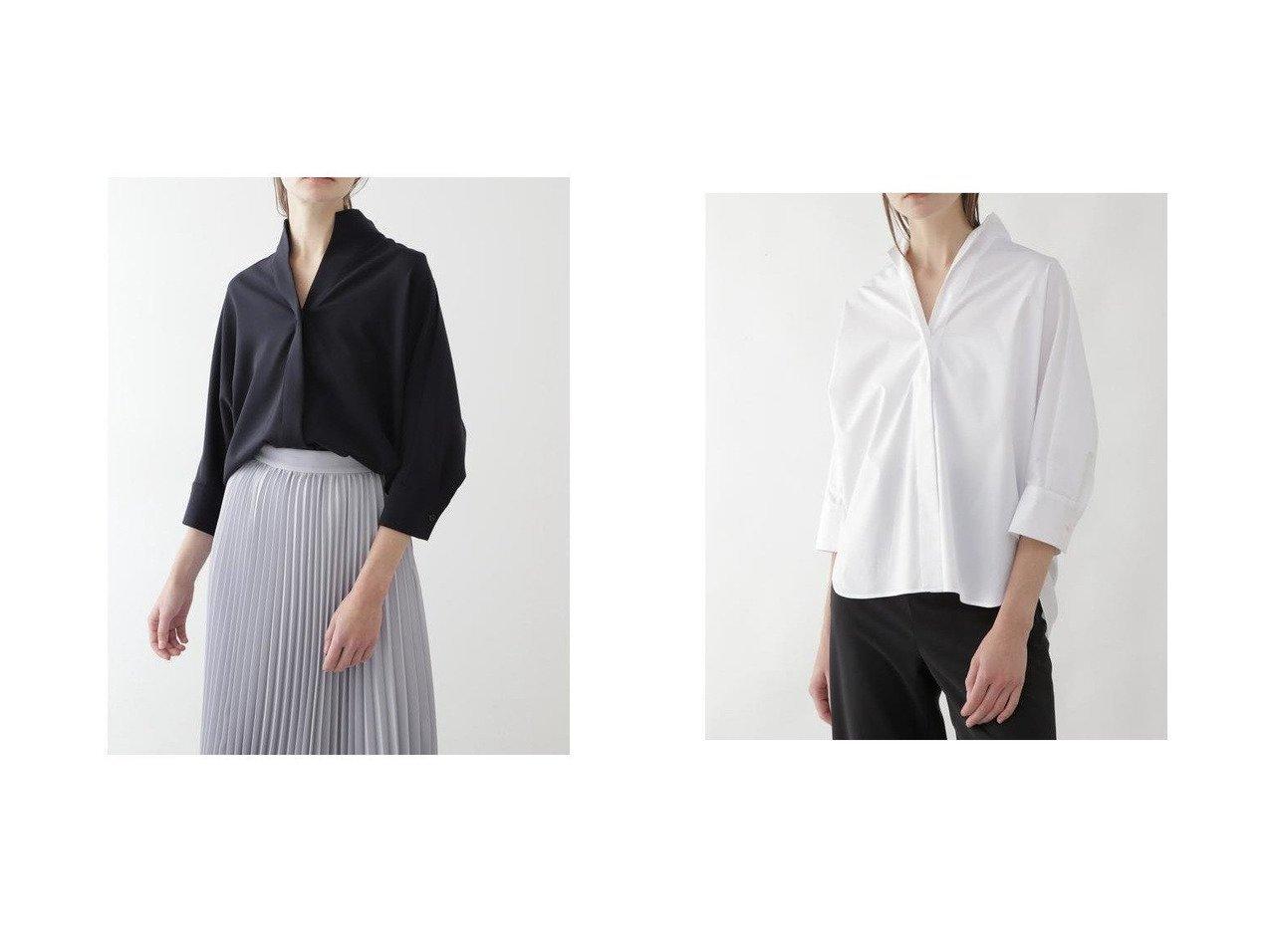 【BOSCH/ボッシュ】のVISPOLYNOトロピカルセットアップシャツ&スタンドカラーシャツ BOSCHのおすすめ!人気、トレンド・レディースファッションの通販 おすすめで人気の流行・トレンド、ファッションの通販商品 メンズファッション・キッズファッション・インテリア・家具・レディースファッション・服の通販 founy(ファニー) https://founy.com/ ファッション Fashion レディースファッション WOMEN トップス カットソー Tops Tshirt シャツ/ブラウス Shirts Blouses セットアップ Setup トップス Tops セットアップ フロント ポンチョ マニッシュ リラックス |ID:crp329100000019942