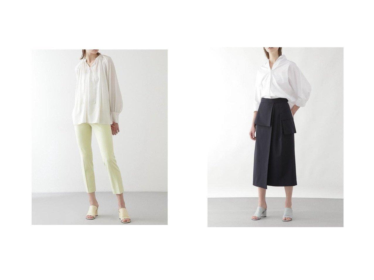 【BOSCH/ボッシュ】のPEストレッチテーパードパンツ&VISPOLYNOトロピカルセットアップスカート BOSCHのおすすめ!人気、トレンド・レディースファッションの通販 おすすめで人気の流行・トレンド、ファッションの通販商品 メンズファッション・キッズファッション・インテリア・家具・レディースファッション・服の通販 founy(ファニー) https://founy.com/ ファッション Fashion レディースファッション WOMEN パンツ Pants セットアップ Setup スカート Skirt NEW・新作・新着・新入荷 New Arrivals ストレッチ パターン マニッシュ 定番 Standard セットアップ パッチ ポケット |ID:crp329100000019943
