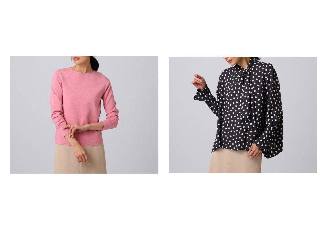 【UNTITLED/アンタイトル】のレーヨンシルクストレッチプルオーバー&プランタンバックサテンブラウス UNTITLEDのおすすめ!人気、トレンド・レディースファッションの通販 おすすめで人気の流行・トレンド、ファッションの通販商品 メンズファッション・キッズファッション・インテリア・家具・レディースファッション・服の通販 founy(ファニー) https://founy.com/ ファッション Fashion レディースファッション WOMEN トップス カットソー Tops Tshirt プルオーバー Pullover シャツ/ブラウス Shirts Blouses バッグ Bag 2021年 2021 2021 春夏 S/S SS Spring/Summer 2021 S/S 春夏 SS Spring/Summer インナー コンパクト 春 Spring |ID:crp329100000019957