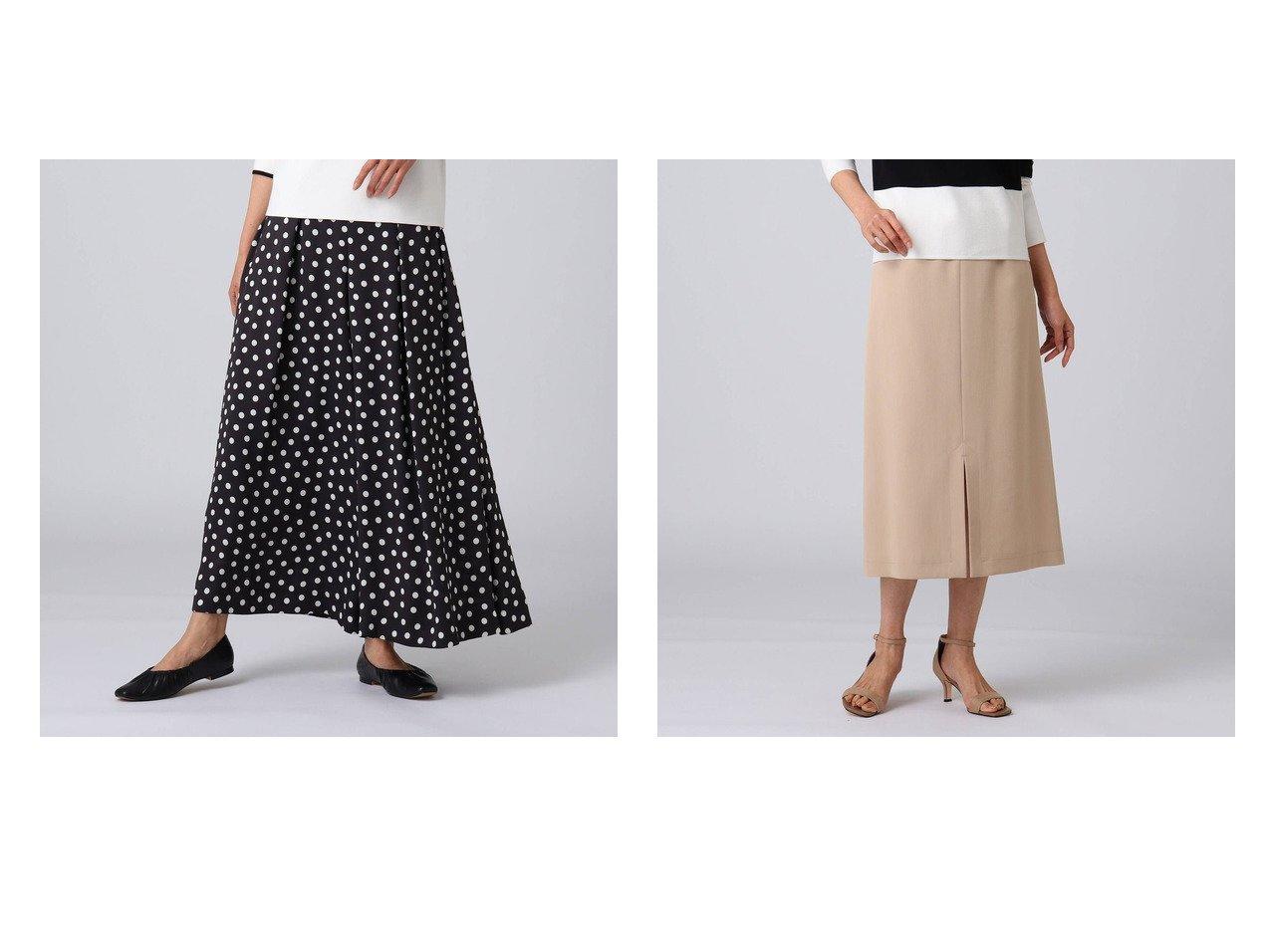 【UNTITLED/アンタイトル】のプランタンバックサテンフレアパンツ&トゥッティーツイルペンシルスカート UNTITLEDのおすすめ!人気、トレンド・レディースファッションの通販 おすすめで人気の流行・トレンド、ファッションの通販商品 メンズファッション・キッズファッション・インテリア・家具・レディースファッション・服の通販 founy(ファニー) https://founy.com/ ファッション Fashion レディースファッション WOMEN パンツ Pants バッグ Bag スカート Skirt 2021年 2021 2021 春夏 S/S SS Spring/Summer 2021 S/S 春夏 SS Spring/Summer インナー サテン ドット フレア プリント ポケット マキシ モチーフ リボン 春 Spring |ID:crp329100000019959