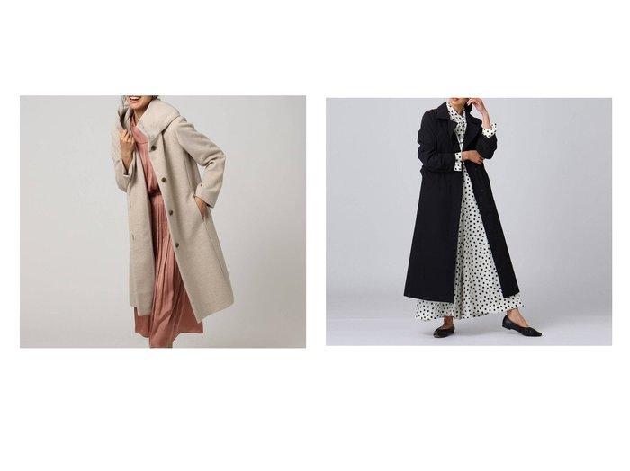 【UNTITLED/アンタイトル】のブルーミングタフタステンカラーコート&トスカーナリッシュビーバー フーデットコート UNTITLEDのおすすめ!人気、トレンド・レディースファッションの通販 おすすめファッション通販アイテム レディースファッション・服の通販 founy(ファニー) ファッション Fashion レディースファッション WOMEN アウター Coat Outerwear コート Coats 2020年 2020 2020-2021 秋冬 A/W AW Autumn/Winter / FW Fall-Winter 2020-2021 A/W 秋冬 AW Autumn/Winter / FW Fall-Winter ストレート ハイネック ポケット 春 Spring シンプル タフタ チェスター フロント モダン ヨーク 2021年 2021 S/S 春夏 SS Spring/Summer 2021 春夏 S/S SS Spring/Summer 2021 |ID:crp329100000019962