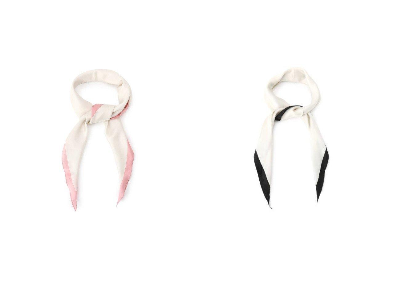 【UNTITLED/アンタイトル】のダイヤシェイプラインスカーフ&ダイヤシェイプラインスカーフ UNTITLEDのおすすめ!人気、トレンド・レディースファッションの通販 おすすめで人気の流行・トレンド、ファッションの通販商品 メンズファッション・キッズファッション・インテリア・家具・レディースファッション・服の通販 founy(ファニー) https://founy.com/ ファッション Fashion レディースファッション WOMEN ストール Scarves マフラー Mufflers 2021年 2021 2021 春夏 S/S SS Spring/Summer 2021 S/S 春夏 SS Spring/Summer シルク シンプル スカーフ 春 Spring ストール マフラー |ID:crp329100000019963