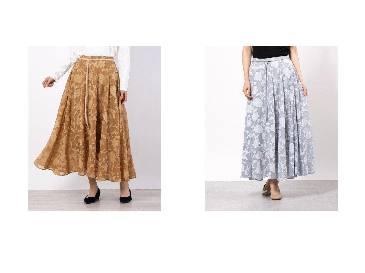 【RANDA/ランダ】のジャガードシフォンフレアスカート RANDAのおすすめ!人気、トレンド・レディースファッションの通販 おすすめで人気の流行・トレンド、ファッションの通販商品 メンズファッション・キッズファッション・インテリア・家具・レディースファッション・服の通販 founy(ファニー) https://founy.com/ ファッション Fashion レディースファッション WOMEN スカート Skirt Aライン/フレアスカート Flared A-Line Skirts 2021年 2021 2021 春夏 S/S SS Spring/Summer 2021 S/S 春夏 SS Spring/Summer シンプル フレア 春 Spring  ID:crp329100000019969