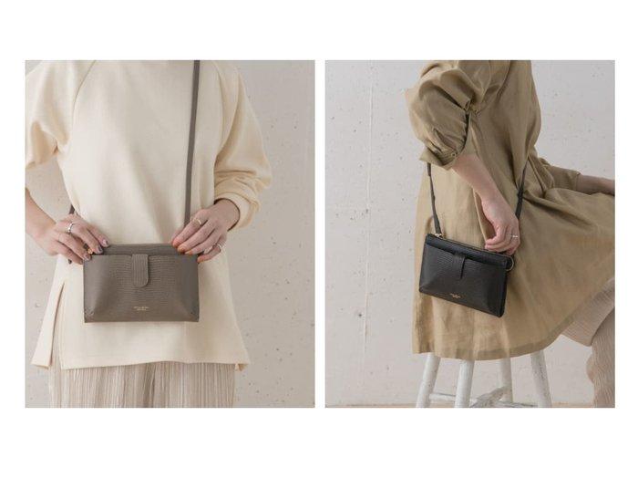 【URBAN RESEARCH ROSSO/アーバンリサーチ ロッソ】のVIOLAd ORO ADRIA ポシェット URBAN RESEARCHのおすすめ!人気、トレンド・レディースファッションの通販 おすすめファッション通販アイテム レディースファッション・服の通販 founy(ファニー) ファッション Fashion レディースファッション WOMEN ポシェット |ID:crp329100000020029