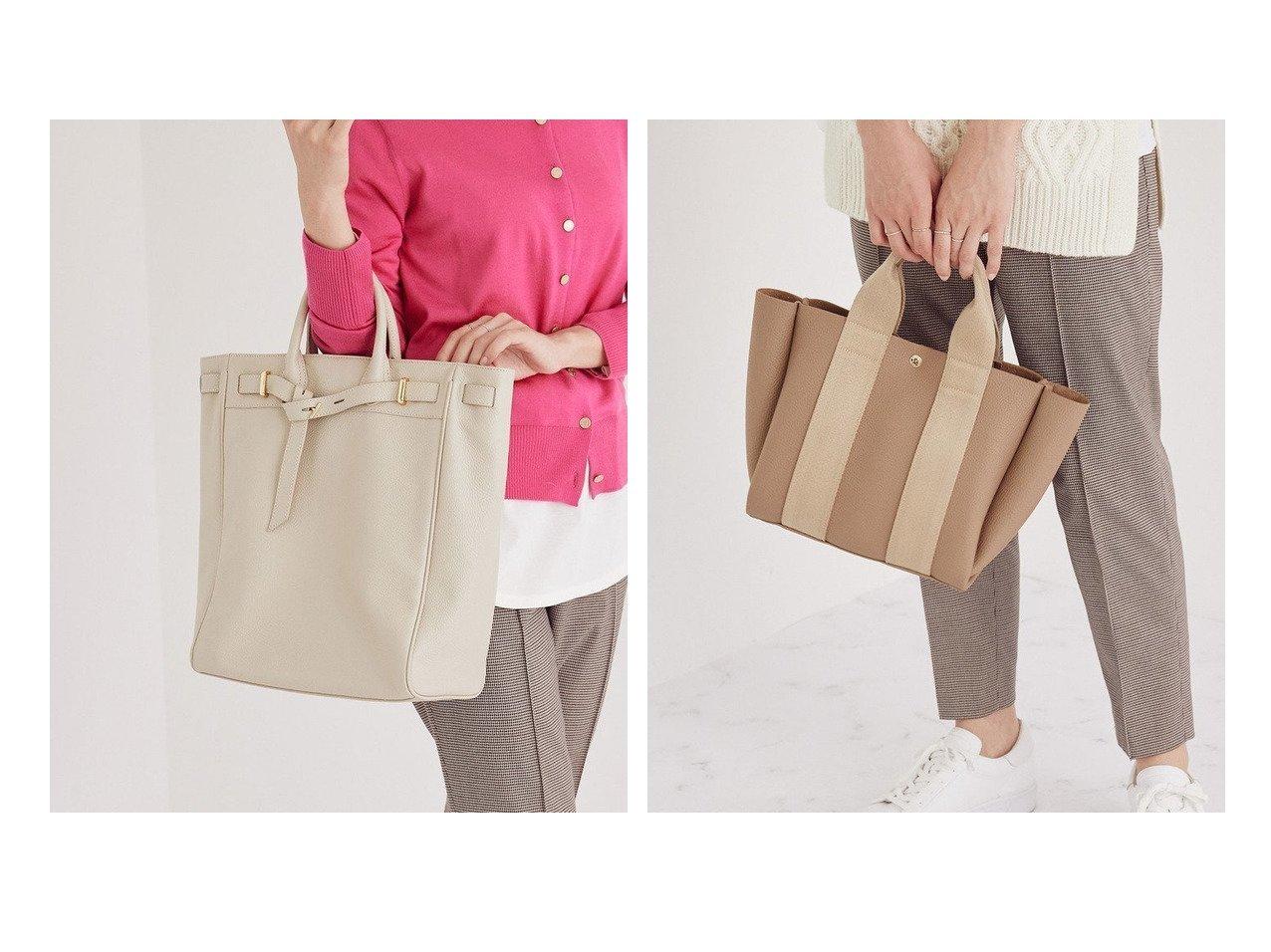 【ROPE'/ロペ】の【新色追加】トグルベルトレザートート&in bag 付きトートバッグ ROPEのおすすめ!人気、トレンド・レディースファッションの通販 おすすめで人気の流行・トレンド、ファッションの通販商品 メンズファッション・キッズファッション・インテリア・家具・レディースファッション・服の通販 founy(ファニー) https://founy.com/ ファッション Fashion レディースファッション WOMEN バッグ Bag ベルト Belts NEW・新作・新着・新入荷 New Arrivals トレンド フォルム 人気 シンプル チュール ベーシック 再入荷 Restock/Back in Stock/Re Arrival |ID:crp329100000020082