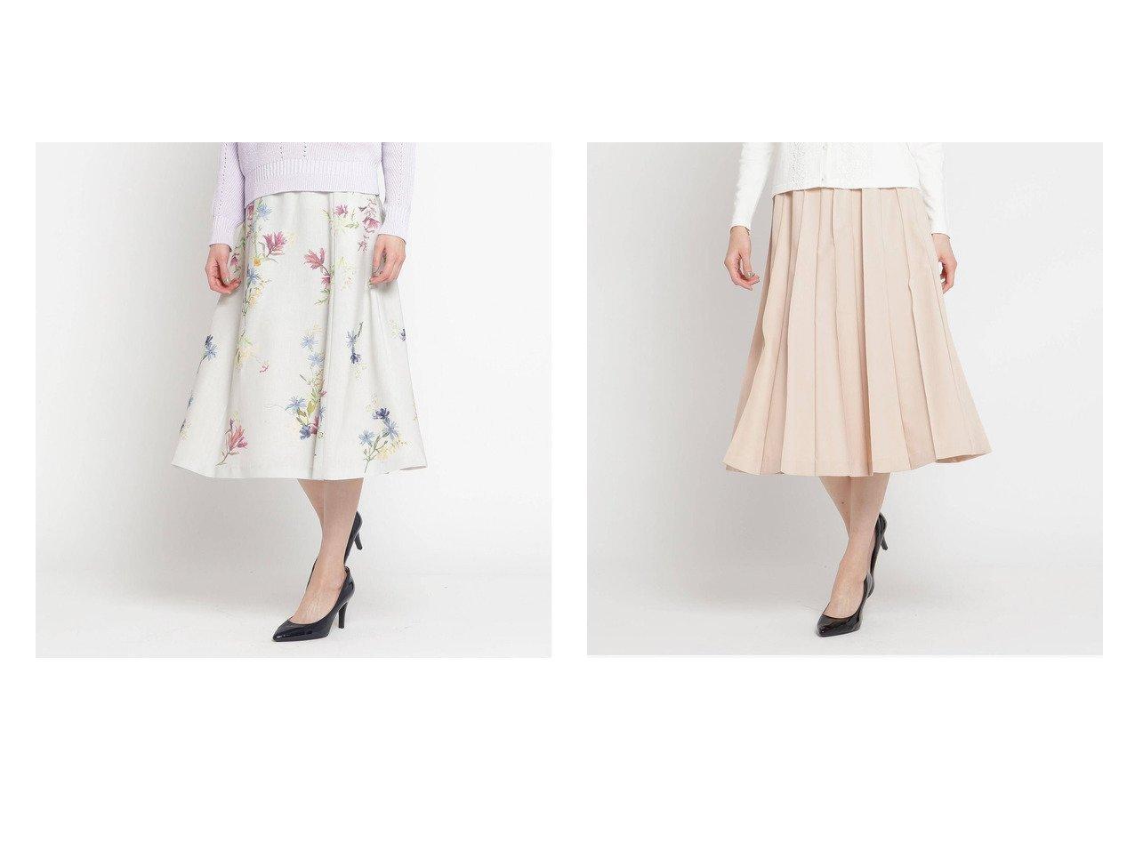 【SunaUna/スーナウーナ】のフラワープリントフレアスカート&リノツイルプリーツスカート SunaUnaのおすすめ!人気、トレンド・レディースファッションの通販 おすすめで人気の流行・トレンド、ファッションの通販商品 メンズファッション・キッズファッション・インテリア・家具・レディースファッション・服の通販 founy(ファニー) https://founy.com/ ファッション Fashion レディースファッション WOMEN スカート Skirt Aライン/フレアスカート Flared A-Line Skirts プリーツスカート Pleated Skirts 2021年 2021 2021 春夏 S/S SS Spring/Summer 2021 S/S 春夏 SS Spring/Summer インナー フレアースカート プリント ポケット 春 Spring |ID:crp329100000020106