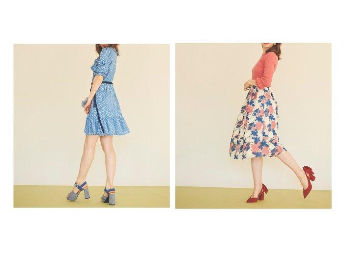 【31 Sons de mode/トランテアン ソン ドゥ モード】のケミカルレースフレアスカート&フェイクスエードビジューサンダル 31 Sons de modeのおすすめ!人気、トレンド・レディースファッションの通販 おすすめ人気トレンドファッション通販アイテム 人気、トレンドファッション・服の通販 founy(ファニー) ファッション Fashion レディースファッション WOMEN スカート Skirt Aライン/フレアスカート Flared A-Line Skirts NEW・新作・新着・新入荷 New Arrivals 2021年 2021 2021 春夏 S/S SS Spring/Summer 2021 S/S 春夏 SS Spring/Summer サンダル シューズ ソックス フェイクスウェード ギャザー シンプル フレア 春 Spring |ID:crp329100000020120