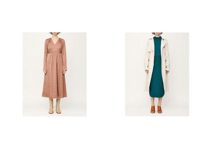 【SLY/スライ】のN ドレス&WAIST BELT ワンピース SLYのおすすめ!人気、トレンド・レディースファッションの通販  おすすめファッション通販アイテム レディースファッション・服の通販 founy(ファニー) ファッション Fashion レディースファッション WOMEN ワンピース Dress ドレス Party Dresses 2021年 2021 2021 春夏 S/S SS Spring/Summer 2021 S/S 春夏 SS Spring/Summer オケージョン ギャザー シンプル ドレス 春 Spring  ID:crp329100000020155