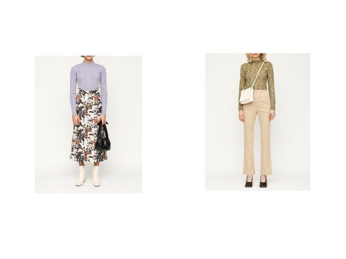 【SLY/スライ】のPOCKET A-LINE COW スカート&SUEDE LIKE SLIM FLARE パンツ SLYのおすすめ!人気、トレンド・レディースファッションの通販  おすすめファッション通販アイテム インテリア・キッズ・メンズ・レディースファッション・服の通販 founy(ファニー) https://founy.com/ ファッション Fashion レディースファッション WOMEN スカート Skirt パンツ Pants フェイクスエード 定番 Standard 2021年 2021 2021 春夏 S/S SS Spring/Summer 2021 S/S 春夏 SS Spring/Summer スエード ストレッチ フィット フレア 春 Spring |ID:crp329100000020157