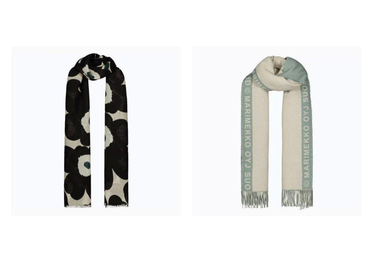 【marimekko/マリメッコ】のSiime スカーフ&Unikko スカーフ marimekkoのおすすめ!人気、トレンド・レディースファッションの通販  おすすめで人気の流行・トレンド、ファッションの通販商品 メンズファッション・キッズファッション・インテリア・家具・レディースファッション・服の通販 founy(ファニー) https://founy.com/ ファッション Fashion レディースファッション WOMEN ストール Scarves マフラー Mufflers スカーフ ストール マフラー モチーフ フェミニン |ID:crp329100000020181