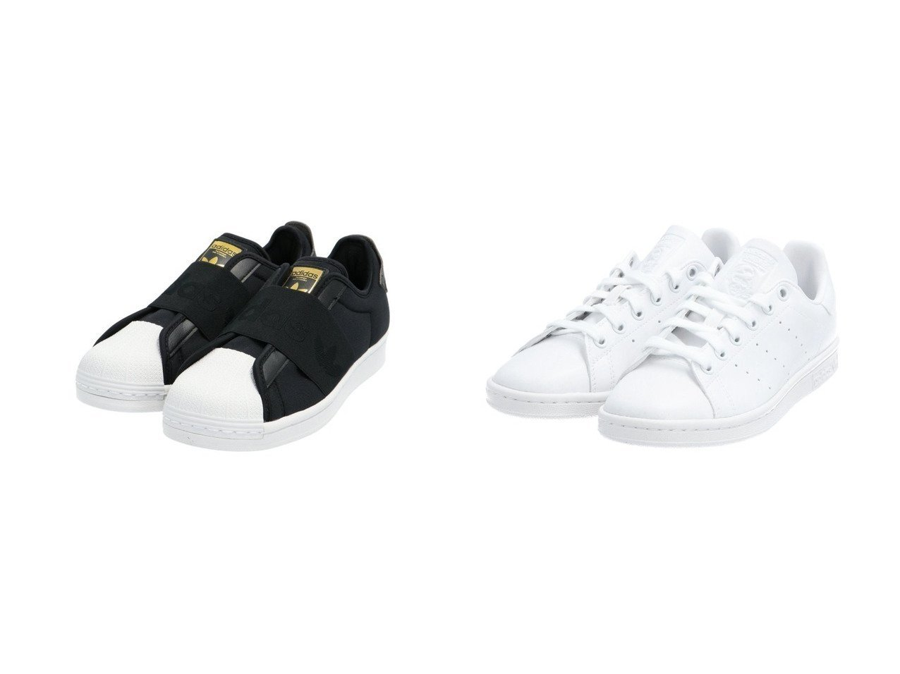 【adidas Originals/アディダス オリジナルス】のスタンスミス STAN SMITH アディダスオリジナルス&SS スリッポン SST SLIP ON アディダスオリジナルス adidasのおすすめ!人気、トレンド・レディースファッションの通販  おすすめで人気の流行・トレンド、ファッションの通販商品 メンズファッション・キッズファッション・インテリア・家具・レディースファッション・服の通販 founy(ファニー) https://founy.com/ ファッション Fashion レディースファッション WOMEN S/S 春夏 SS Spring/Summer シューズ スタイリッシュ スニーカー スリッポン 再入荷 Restock/Back in Stock/Re Arrival 定番 Standard クラシック フィット レギュラー  ID:crp329100000020207