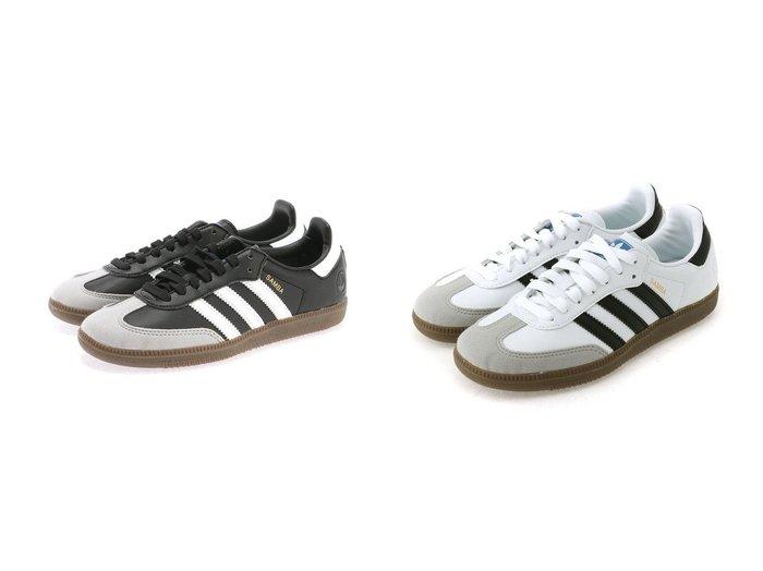 【adidas Originals/アディダス オリジナルス】のサンバ ヴィーガン SAMBA VEGAN アディダスオリジナルス adidasのおすすめ!人気、トレンド・レディースファッションの通販  おすすめファッション通販アイテム レディースファッション・服の通販 founy(ファニー) ファッション Fashion レディースファッション WOMEN コーティング サッカー シューズ スニーカー スリッポン ライニング 再入荷 Restock/Back in Stock/Re Arrival |ID:crp329100000020208