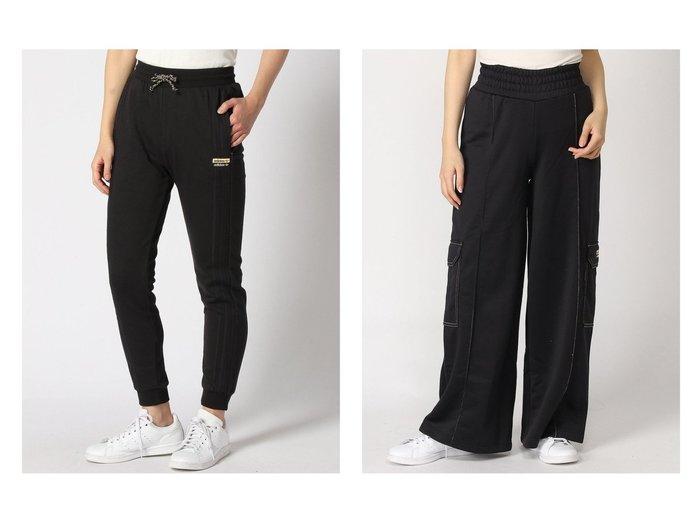 【adidas Originals/アディダス オリジナルス】のR.Y.V. トラックパンツ TRACK PANTS アディダスオリジナルス&R.Y.V. パンツ PANTS アディダスオリジナルス adidasのおすすめ!人気、トレンド・レディースファッションの通販  おすすめファッション通販アイテム レディースファッション・服の通販 founy(ファニー) ファッション Fashion レディースファッション WOMEN パンツ Pants アウトドア ジーンズ ストライプ ドローコード フレンチ リップ リラックス 再入荷 Restock/Back in Stock/Re Arrival カーゴパンツ コレクション ポケット |ID:crp329100000020210