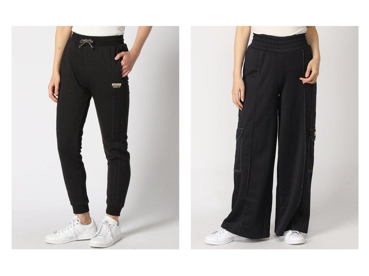 【adidas Originals/アディダス オリジナルス】のR.Y.V. トラックパンツ TRACK PANTS アディダスオリジナルス&R.Y.V. パンツ PANTS アディダスオリジナルス adidasのおすすめ!人気、トレンド・レディースファッションの通販  おすすめで人気の流行・トレンド、ファッションの通販商品 メンズファッション・キッズファッション・インテリア・家具・レディースファッション・服の通販 founy(ファニー) https://founy.com/ ファッション Fashion レディースファッション WOMEN パンツ Pants アウトドア ジーンズ ストライプ ドローコード フレンチ リップ リラックス 再入荷 Restock/Back in Stock/Re Arrival カーゴパンツ コレクション ポケット |ID:crp329100000020210