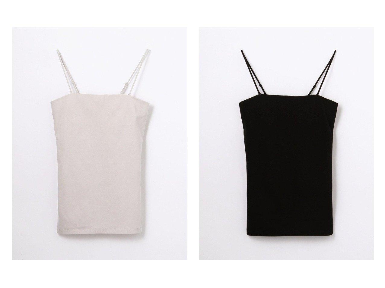 【TOMORROWLAND BALLSEY/トゥモローランド ボールジー】のコットンジャージー チューブトップ TOMORROWLANDのおすすめ!人気、トレンド・レディースファッションの通販  おすすめで人気の流行・トレンド、ファッションの通販商品 メンズファッション・キッズファッション・インテリア・家具・レディースファッション・服の通販 founy(ファニー) https://founy.com/ ファッション Fashion レディースファッション WOMEN トップス カットソー Tops Tshirt カットソー Cut and Sewn インナー カットソー ジャージー チューブ  ID:crp329100000020262