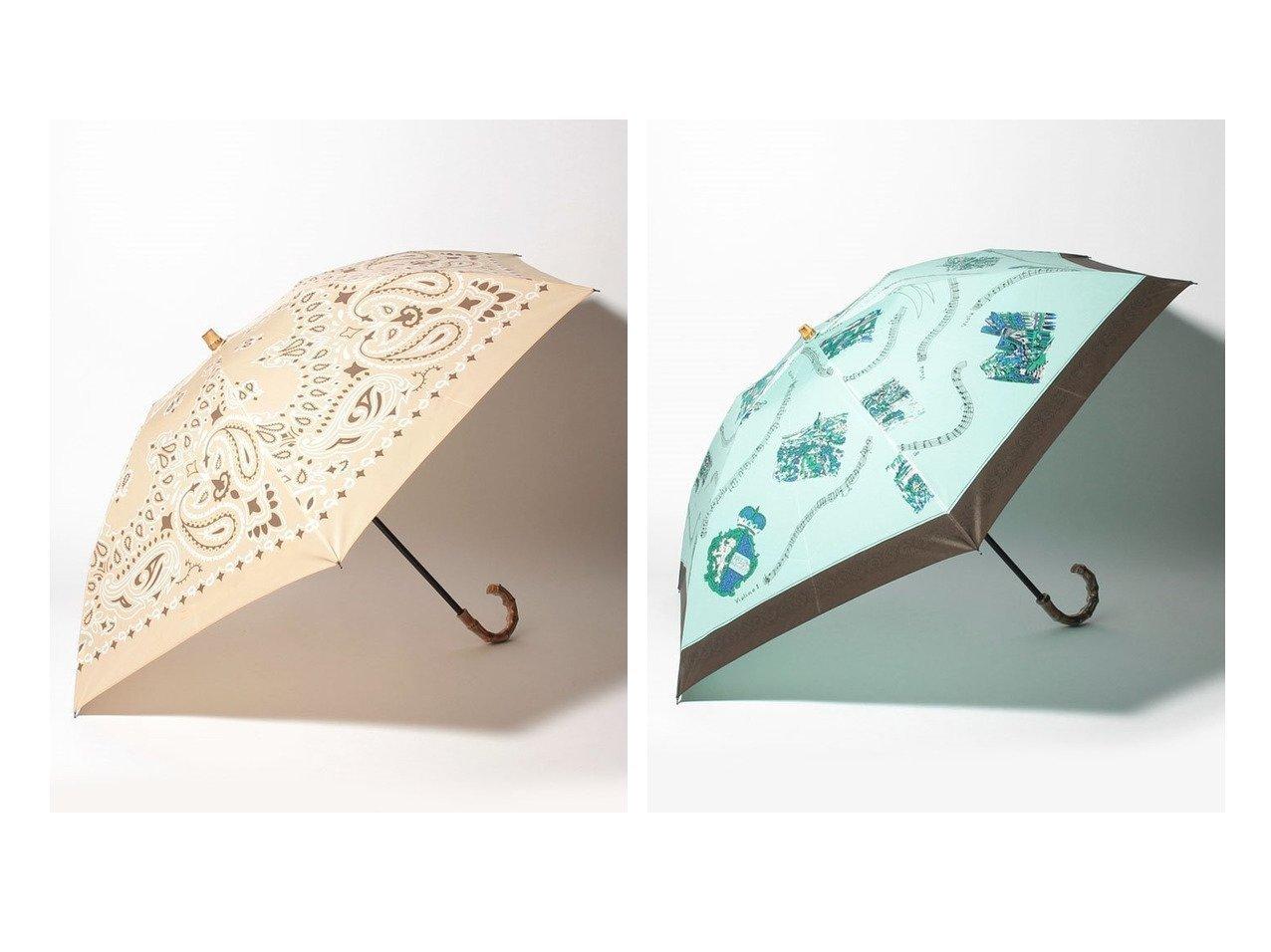 【allureville/アルアバイル】の【manipuri(マニプリ)】 晴雨兼用折りたたみ傘 allurevilleのおすすめ!人気、トレンド・レディースファッションの通販 おすすめで人気の流行・トレンド、ファッションの通販商品 メンズファッション・キッズファッション・インテリア・家具・レディースファッション・服の通販 founy(ファニー) https://founy.com/ ファッション Fashion レディースファッション WOMEN 傘 / レイングッズ Umbrellas Rainwear クラシック バンブー パターン 傘 |ID:crp329100000020358