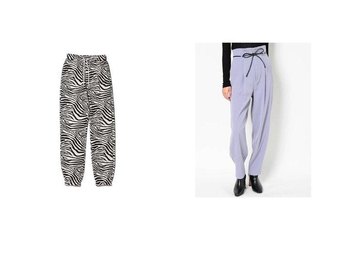 【EVRIS/エヴリス】のEVRIS レザーベルトパンツ&【UGG Australia/アグ】のアニマル柄スウェットパンツ パンツのおすすめ!人気トレンド・レディースファッションの通販 おすすめファッション通販アイテム レディースファッション・服の通販 founy(ファニー)  ファッション Fashion レディースファッション WOMEN パンツ Pants ベルト Belts 2020年 2020 2020 春夏 S/S SS Spring/Summer 2020 2021年 2021 2021 春夏 S/S SS Spring/Summer 2021 S/S 春夏 SS Spring/Summer アニマル スニーカー 春 Spring |ID:crp329100000020413