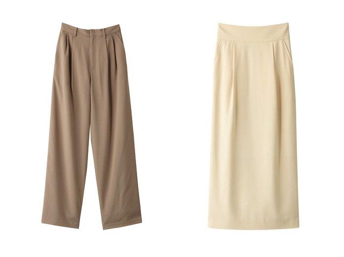 【CLANE/クラネ】のパンツ&スカート CLANEのおすすめ!人気、トレンド・レディースファッションの通販 おすすめファッション通販アイテム レディースファッション・服の通販 founy(ファニー) ファッション Fashion レディースファッション WOMEN パンツ Pants スカート Skirt ロングスカート Long Skirt 2021年 2021 2021 春夏 S/S SS Spring/Summer 2021 S/S 春夏 SS Spring/Summer バランス ベーシック ワイド 春 Spring |ID:crp329100000020501