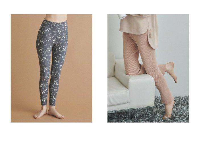 【emmi yoga/エミ ヨガ】の【emmi yoga】ウィンターフラワーレギンス&【emmi yoga】モールニットパンツ スポーツ・ヨガウェア、運動・ダイエットグッズなどのおすすめ!人気、トレンド・レディースファッションの通販 おすすめファッション通販アイテム レディースファッション・服の通販 founy(ファニー) ファッション Fashion レディースファッション WOMEN パンツ Pants レギンス Leggings タイツ Tights タイツ バランス 再入荷 Restock/Back in Stock/Re Arrival 吸水 ウォッシャブル スマート セットアップ リボン  ID:crp329100000020508