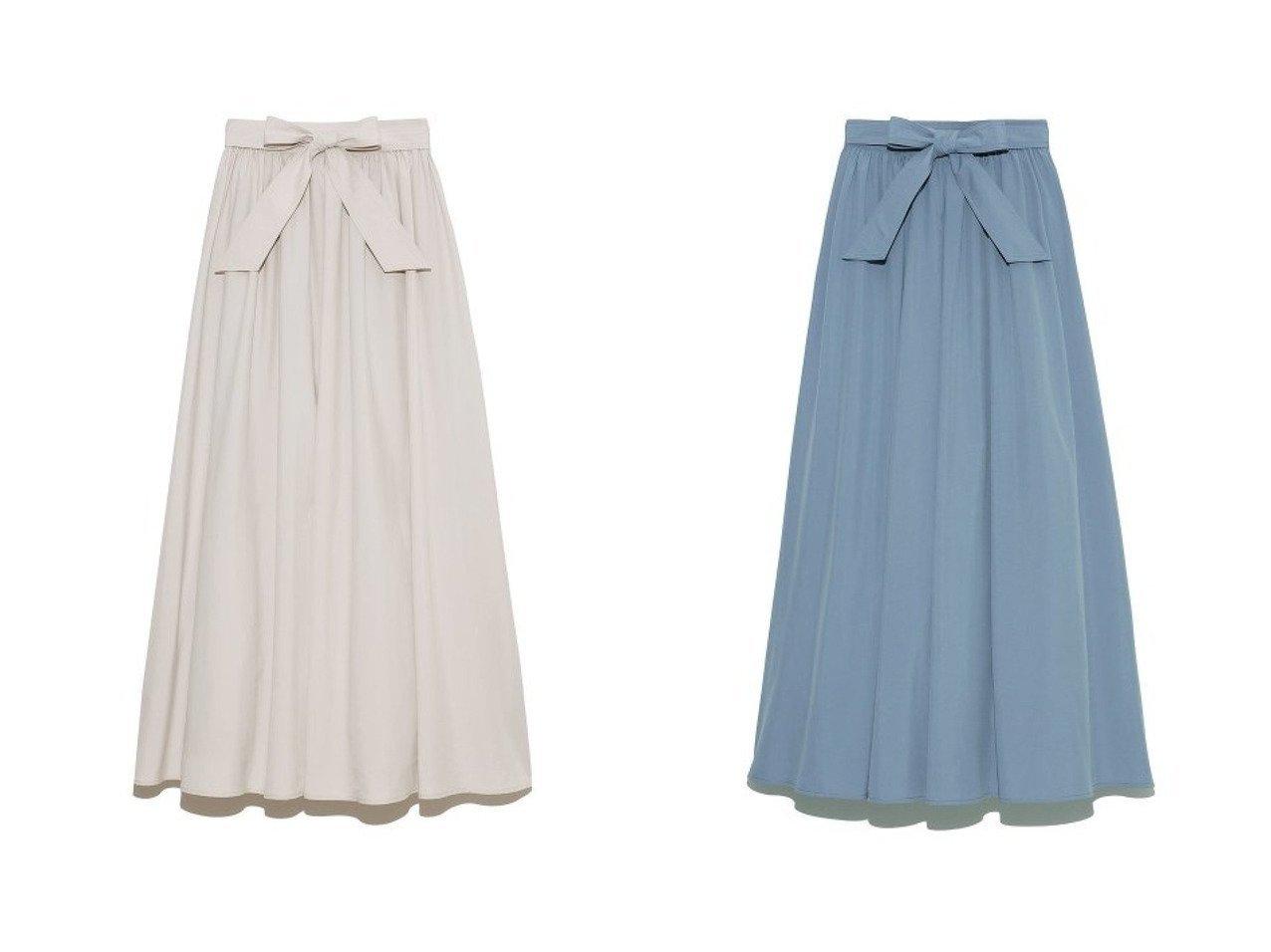 【Lily Brown/リリーブラウン】のソフトタフタボリュームスカート リリーブラウンのおすすめ!人気、トレンド・レディースファッションの通販 おすすめで人気の流行・トレンド、ファッションの通販商品 メンズファッション・キッズファッション・インテリア・家具・レディースファッション・服の通販 founy(ファニー) https://founy.com/ ファッション Fashion レディースファッション WOMEN スカート Skirt ロングスカート Long Skirt ジャケット スニーカー タフタ ビスチェ フォーマル フレア プレーン ポケット ロング |ID:crp329100000020865