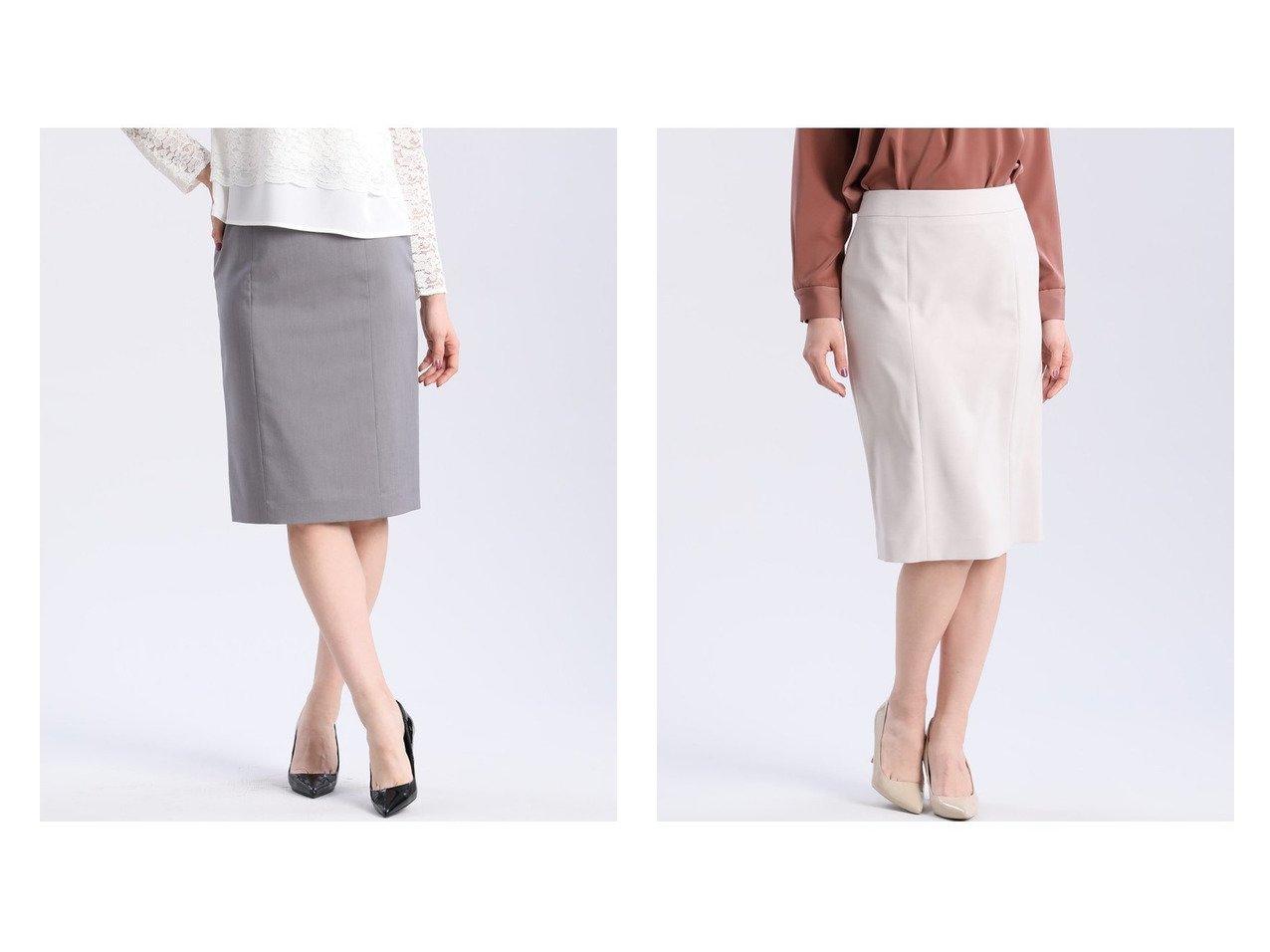 【CLEAR IMPRESSION/クリアインプレッション】の洗えるセットアップ リヨセルシャンブレータイトスカート&洗えるセットアップ ナノテックスタイトスカート クリア インプレッションのおすすめ!人気、トレンド・レディースファッションの通販  おすすめで人気の流行・トレンド、ファッションの通販商品 メンズファッション・キッズファッション・インテリア・家具・レディースファッション・服の通販 founy(ファニー) https://founy.com/ ファッション Fashion レディースファッション WOMEN セットアップ Setup スカート Skirt NEW・新作・新着・新入荷 New Arrivals ジャケット セットアップ タイトスカート 定番 Standard 洗える |ID:crp329100000021061